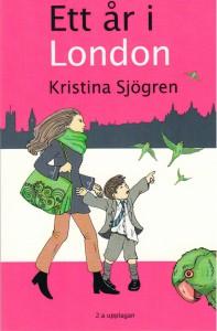 Bok Ett år i London